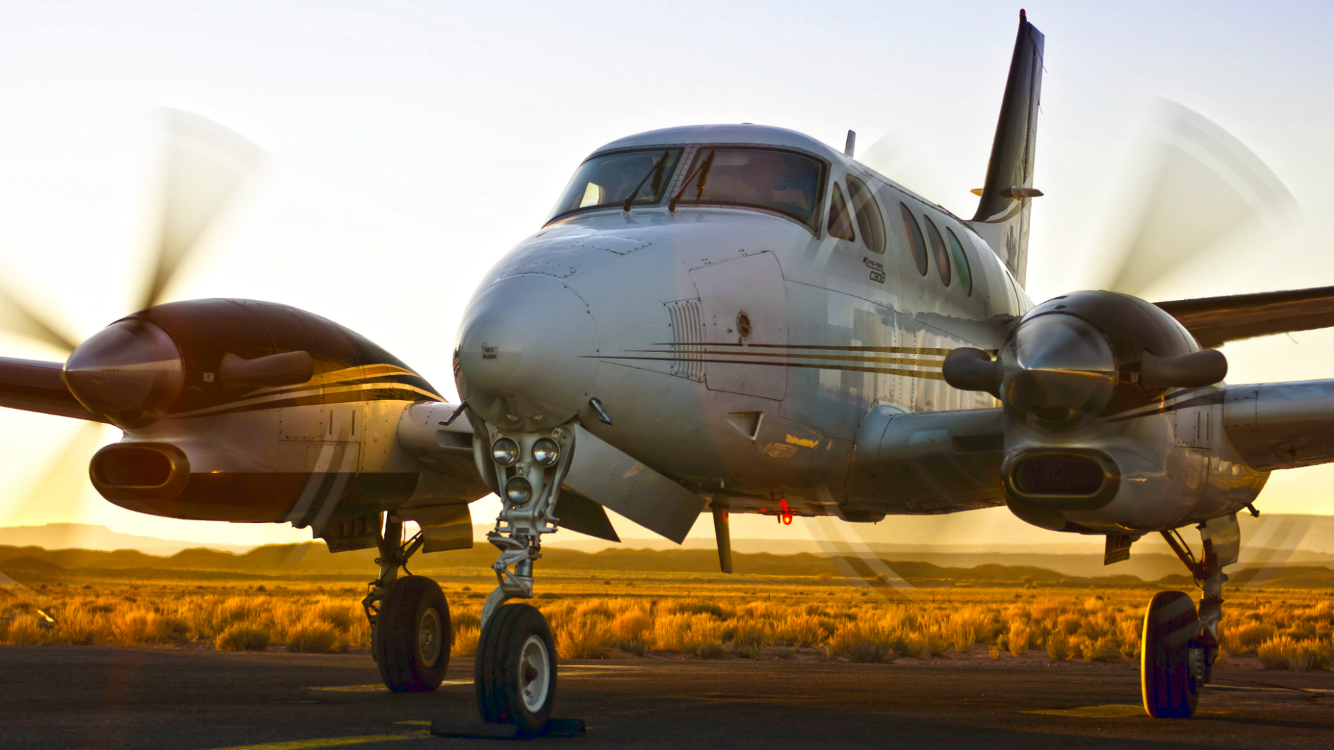 King-air-front-full